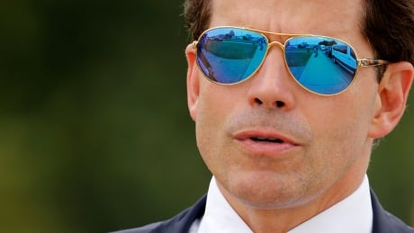 Anthony Scaramucci fired as Trump's communications director