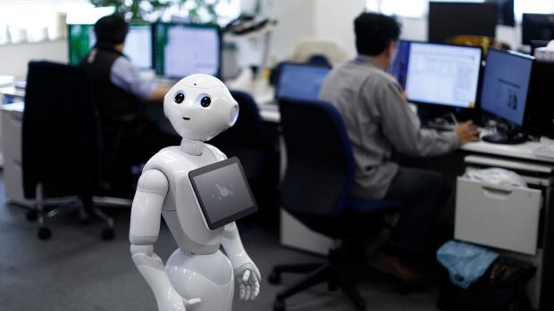 In the future, humans and robots may work side by side.