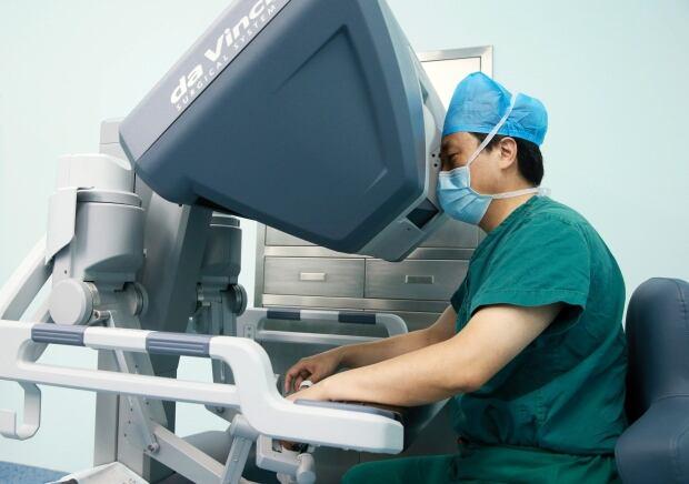 CHINA-HEALTHCARE/DIGITAL da vinci doctor
