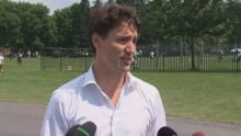 Justin Trudeau Maxville
