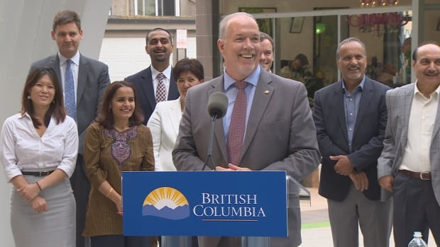 B.C. Premier John Horgan announced that the B.C. Human Rights Commission would be reinstated on Thursday.