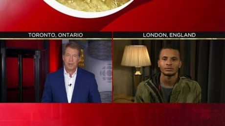 Injured Andre De Grasse already looking forward to next year