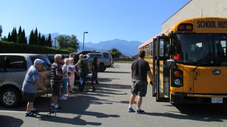 Seniors join send-off for summer campers from Chilliwack