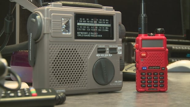 Amateur radio operators in the region say they could have provided a valuable service during Friday's phone outage in Atlantic Canada.