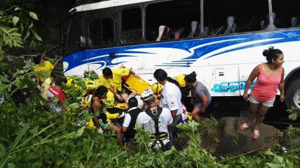 el salvador bus rescue