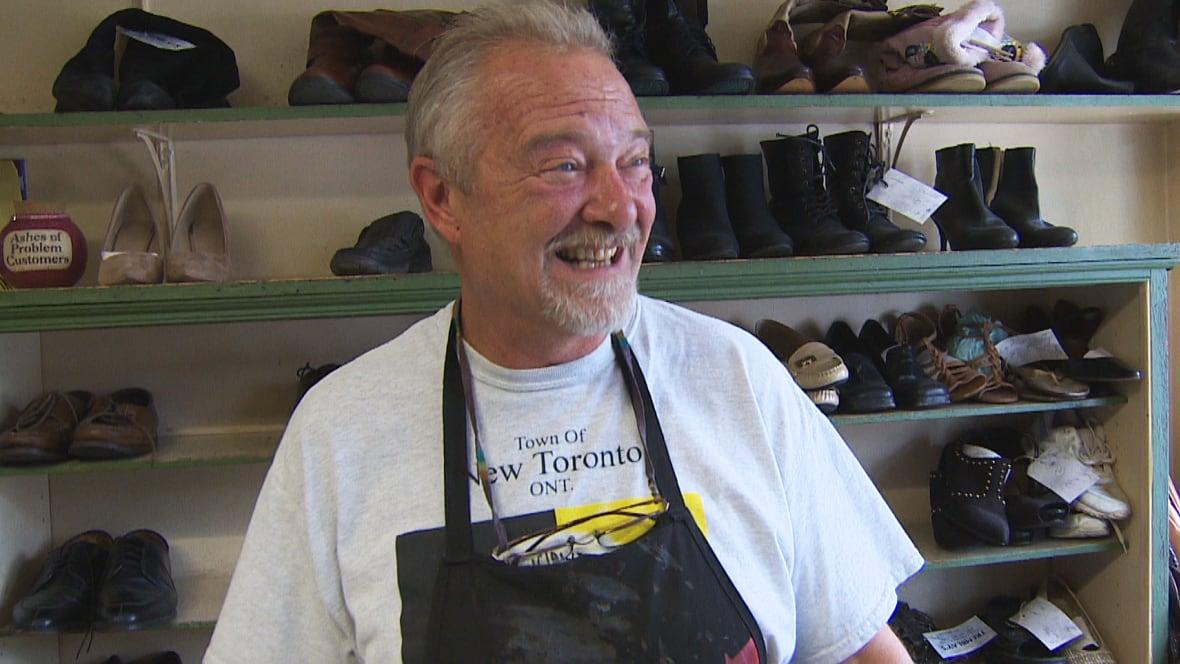 The Cobbler Shoe Repair Windsor Ca
