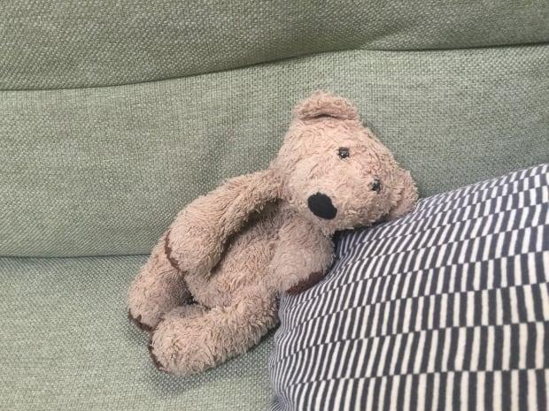 Ted Luka bear