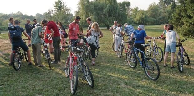 Bike Host Program