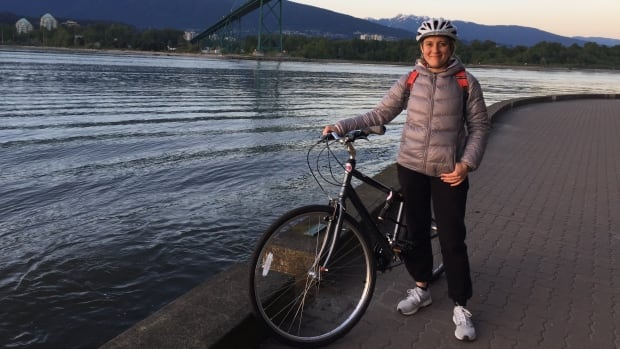 Olga Zaytseva came to Canada in 2016, and recently completed the Vancouver Newcomer Bike Host Program.