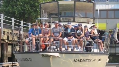 SpringTide Whale Watching & Eco Tours Marauder IV