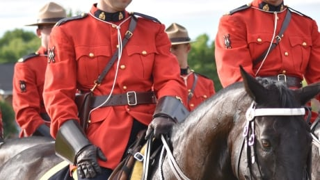 rcmp mountie stock