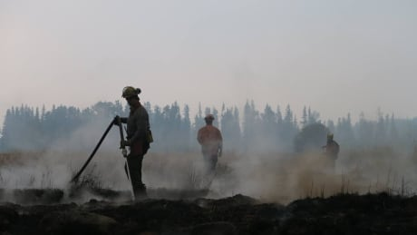 firefighters, Central Cariboo