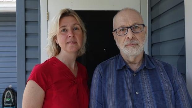 Saul Schwartz and Nadja Jungmann