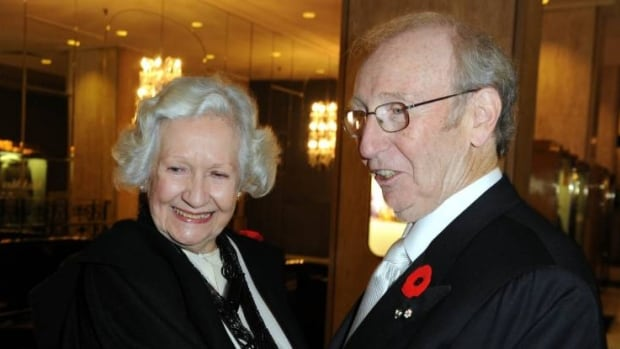 Florence Richler and Jack Rabinovitch