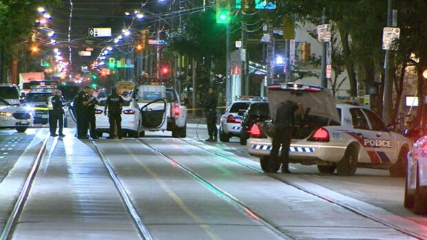 Man in serious condition after shooting in Entertainment District