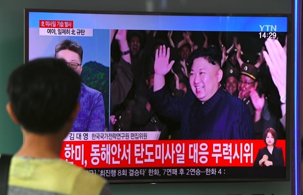 North Korea faces 'fire and fury' if nuke threat continues