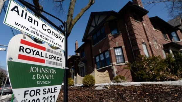 Housing affordability across Canada has declined for two straight years, according to RBC.
