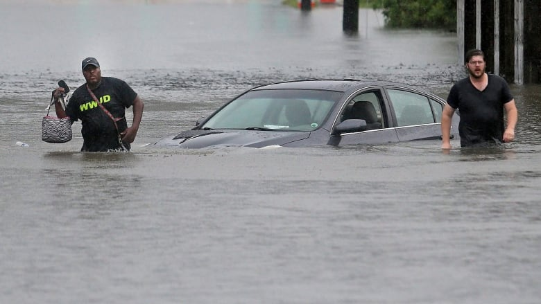 Draft U.S. report says extreme storms driven by climate change
