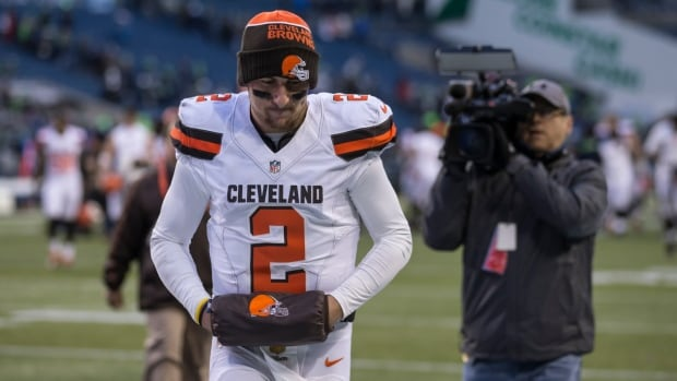 Johnny Manziel wants to stay involved in football and is open to coaching if he fails to resume his NFL playing career.