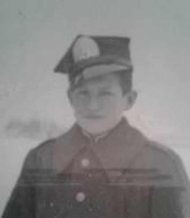 Sigmund Sobolewski at 14