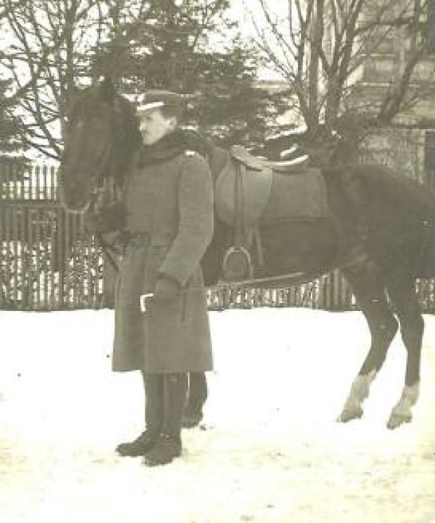 Sigmund Sobolewski's father