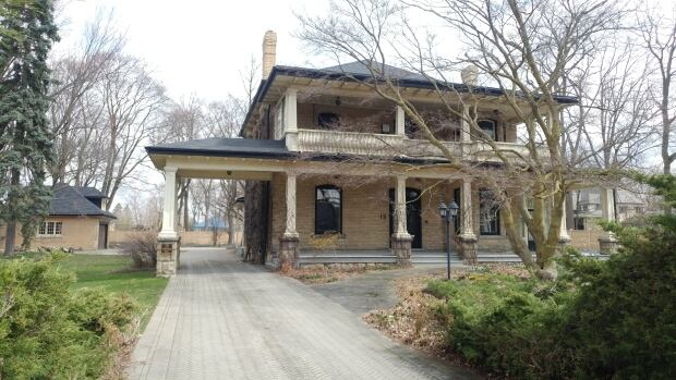 Guelph city council is looking to designate 13 Stuart St. in Guelph as a heritage site.