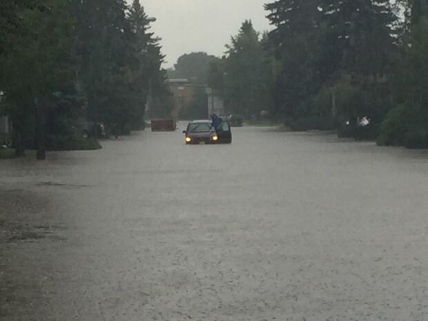 Avalon flooding