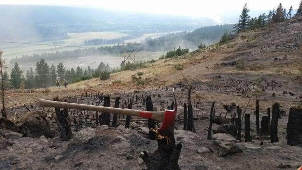 B.C. Forest Fire