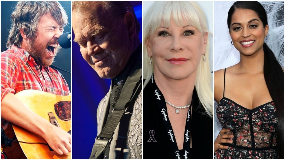 Today on q: indie folk band Fleet Foxes, Anne Murray on the life and music of Glen Campbell, Ronnie Dio's wife, Wendy Dio, and YouTube star Lilly Singh.