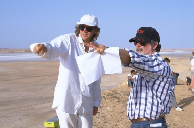 Roger Christian & George Lucas