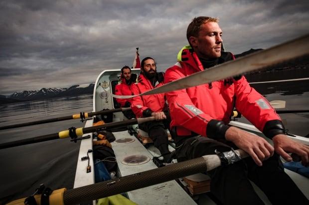 Polar Row Expedition 2