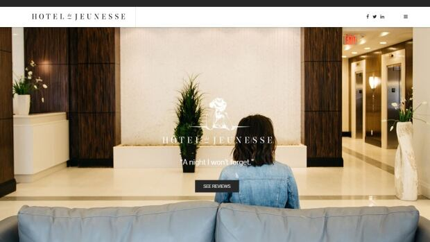 Toronto Crime Stoppers launched Hotel de Jeunesse, a website aimed at bringing awareness to sex trafficking of teens in hotels across the GTA, earlier this month.