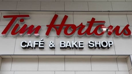 Tim Hortons Glasgow Scotland