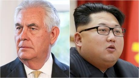 Tillerson-Kim