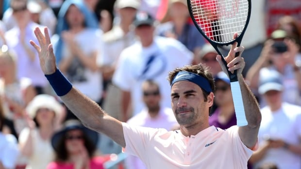 Nadal, Federer win opening matches at Rogers Cup