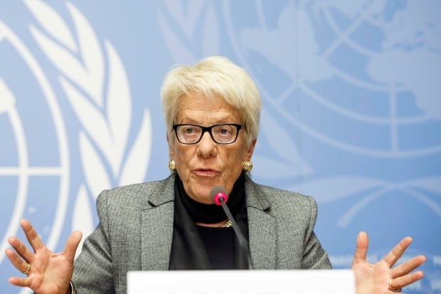 Switzerland UN Syria War Crimes