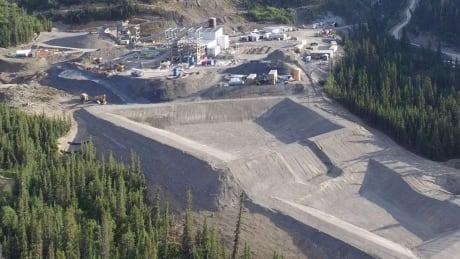 Silvertip Mine