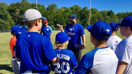 'Life lessons in the game': Blue Jays host baseball camp in Charlottetown thumbnail