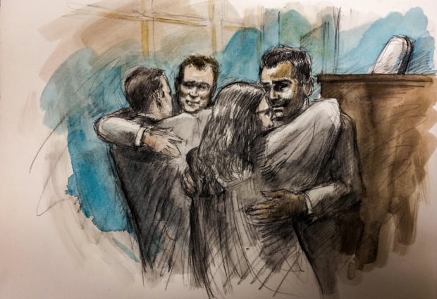 3 Toronto cops sex assault