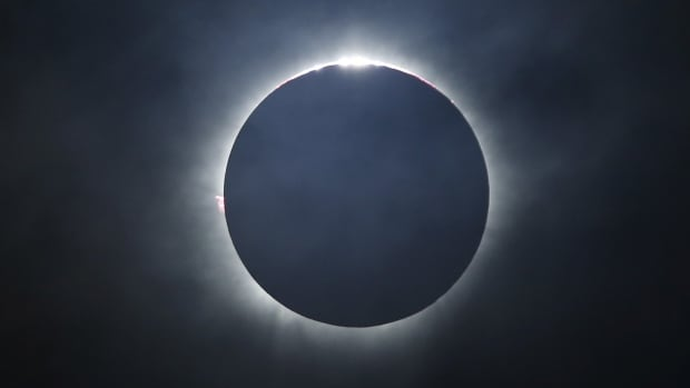 A solar eclipse is seen from Indonesia in 2016. The next solar eclipse will take place Aug. 21. It will be seen as a partial eclipse when viewed from Calgary.
