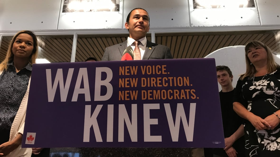 Wab Kinew speaks out after anonymous emails disclose past charges