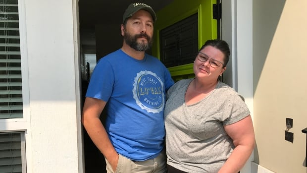 Graham Vodden and his wife Melanie Wood moved into a duplex in Victoria that they loved until the unit next door was listed as an Airbnb.