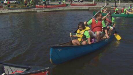 flotilla friendship chris hrnchiar veldon coburn canoe