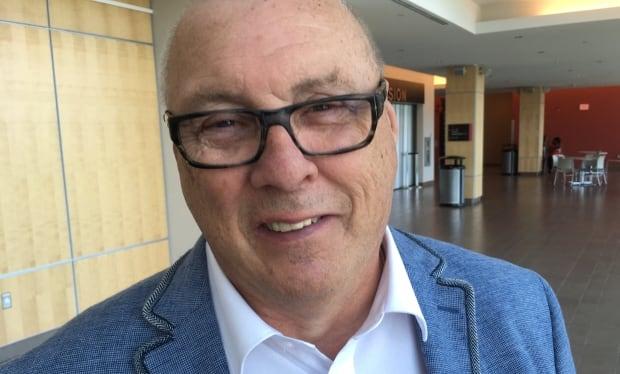 Andre Rancourt with Tetra Bio-Pharma