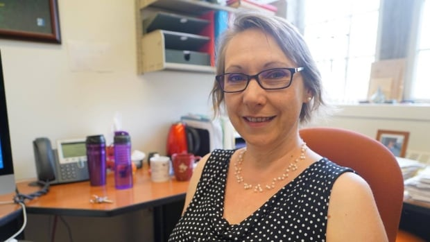 Anne Simon, who's an assistant professor in Biology, discovered that varying levels of a chemical found in humans can affect a person's responses for social interactions.