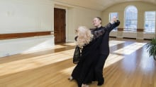 Winnipeg dance instructor Horace Luong
