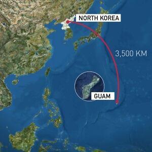 Guam-map