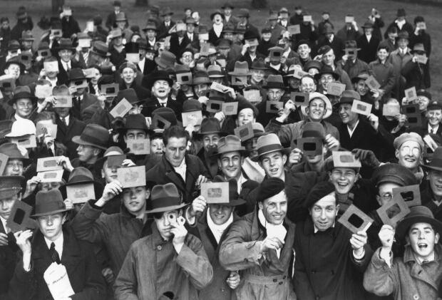 solar eclipse vintage archival