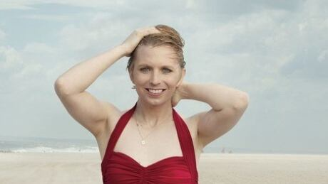 'Guess this is what freedom looks like': Chelsea Manning poses in swimsuit for Vogue thumbnail
