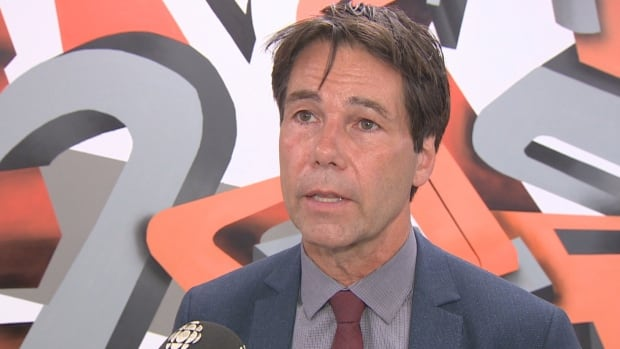 Health Minister Eric Hoskins says the province's move to digitize referral services will make it easier for patients to plan their lives around their health care.